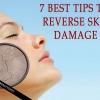 7 mejores consejos para revertir daños en la piel