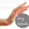 Trucos de belleza - tratan ásperas manos secas