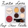 Cheeky Rox - Zuzu Luxe Peep Show Paleta Tutorial