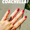 Coachella Esmalte de uñas de 100% puro