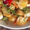 CSA Semana 15: Panzanella pan italiano Ensalada Receta