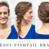 DIY Braid Tutorial: Sucias Fishtail