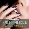 Uñas perfecto truco polaco - aplicar esmalte de uñas como una profesional