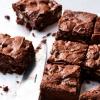 Sin gluten menta Brownies Receta