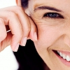 Limar las arrugas durante la menopausia