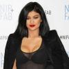 "Kylie Jenner Responde al contragolpe Over ""~Blackface 'Instagram Imagen"