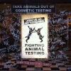 Lanzamiento de la campaña Exuberante y HSI para poner fin a los ensayos con animales