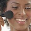 Maquillaje para la Ronda de formas de la cara