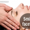 Natural 5 min lavado de cara