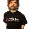 Peter Dinklage de Juego de Tronos Says No más ensayos con animales!