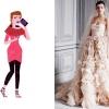 Vestidos de novia de Triángulo las formas del cuerpo