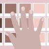Este Nail Línea polaco tiene una sombra desnuda para cada tono de piel