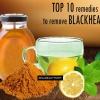 Top 10 remedios para eliminar puntos negros