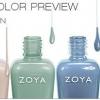 Zoya Primavera 2012 Colección - True